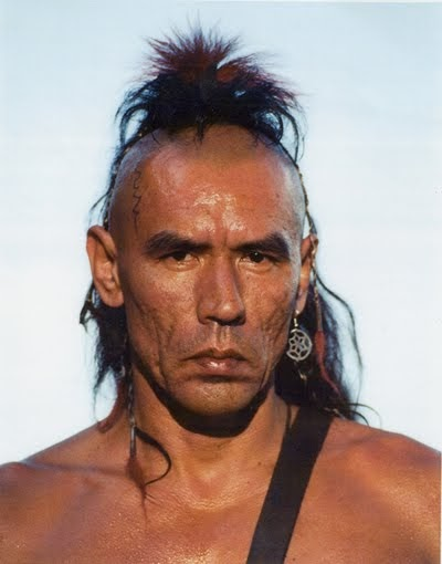 Image result for magua in the last of the mohicans