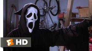 Scary Movie (9 12) Movie CLIP - Stuck in the Door (2000) HD