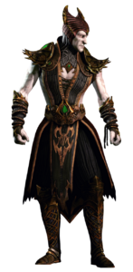 Shinnok render