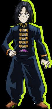 Toshikazu hazamada anime