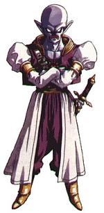 Villain Slash drawn Chrono Trigger