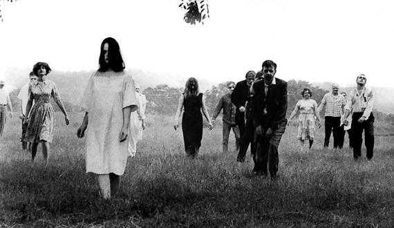 Image result for night of the living dead zombie