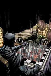 Batman The Dark Knight Vol 2 15 Textless