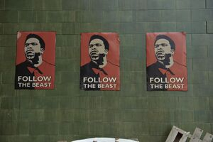 Follow the Beast Posters