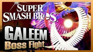 Galeem (Boss Fight) - Spirits Mode Super Smash Bros