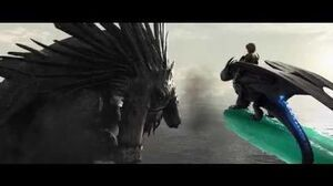How To Train Your Dragon 2 (2014) - Drago's Defeat (Or Death)