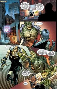 Killer Croc Prime Earth 0012