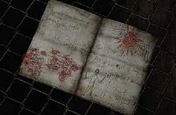 Leonard Wolf's Notebook