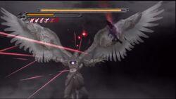Mundus in battle 2