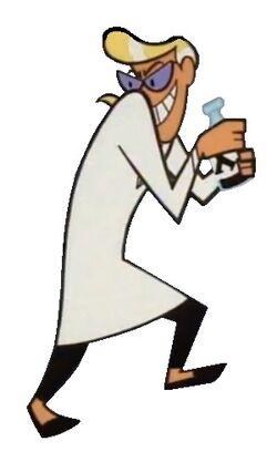 Professor Dick Hardly
