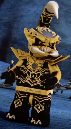Scorm (Chima Animated)