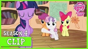 The Cutie Mark Crusaders Proving Their Skills (Twilight Time) MLP FiM HD