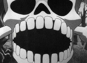 The skeleton dance 5large