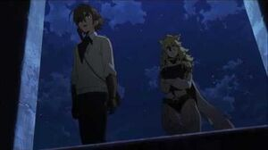 Akame ga Kill - Aria Death