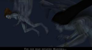 Aleera Verona Bat Creatures Van Helsing video game