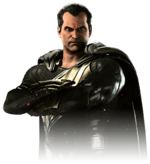 Black adam injustice 2 render
