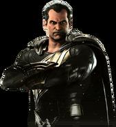 Black adam injustice 2 render