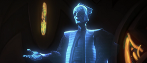 Chancellor Palpatine welcomes