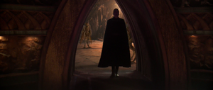 Dooku doorway