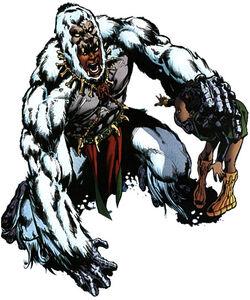 Man-Ape 10
