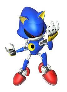 Metal Sonic (Sonic 4)