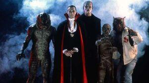 Monster Squad Universal Monsters