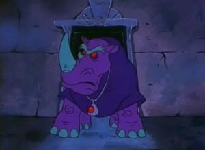 No Heart Rhinoceros