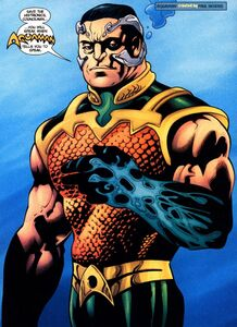 Ocean Master Aquaman New Earth
