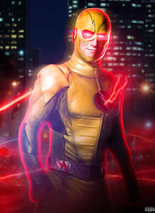 Reverse flash by timetravel6000v2-dazg87d