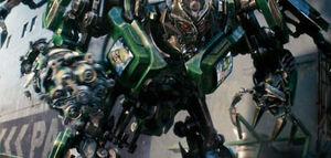 Transformers-dispensor
