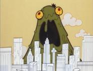 Blob Monster Debut