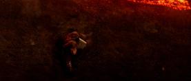 Darth Vader crawl