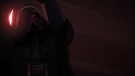 Darth Vader rise