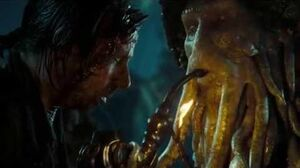Davy Jones - First Scene HD