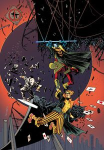 Forever Evil Rogues Rebellion Vol 1 5 Textless