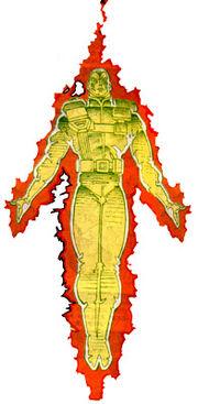 Jeremy Stevens (Earth-616)