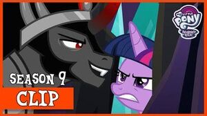 King Sombra Destroys the Tree of Harmony (The Beginning of the End) MLP FiM HD