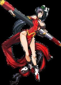 Litchi Faye-Ling (Centralfiction, Character Select Artwork)