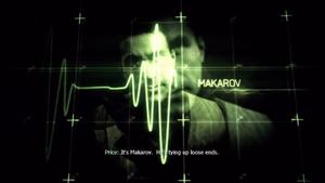 Makarov MW3 Persona Non Grata Intro