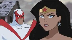 Out of Control War Justice League Unlimited
