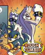 Rough and Tumble (Sonic IDW -3)