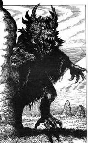 Servant Dragon Noir