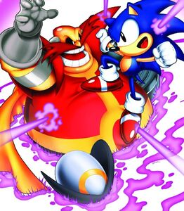 Sonic the Hedgehog vs. Doctor Ivo Robotnik