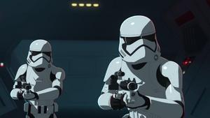 Star Wars Resistance Stormtroopers