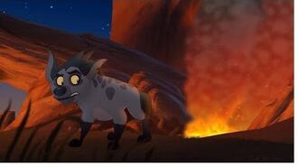 The Lion Guard - Battle for the Pride Lands - Scar Betrays the Hyenas