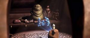 Count Dooku Jabba recording