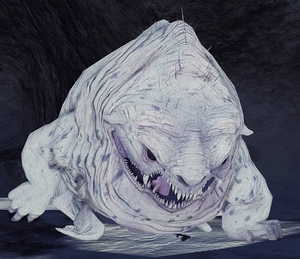 Covetous Demon Albino