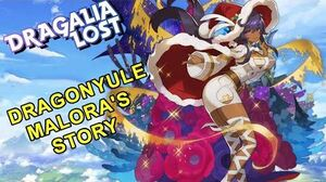 Dragalia Lost - Dragonyule Malora's FULL Adventurer Story-1