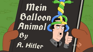Hitler's Balloon Book