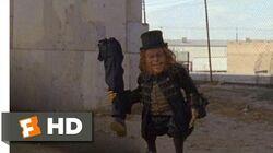 Leprechaun Back 2 tha Hood (10 11) Movie CLIP - Police Brutality! (2003) HD